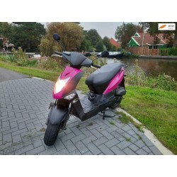 Kymco Bromscooter Agility...